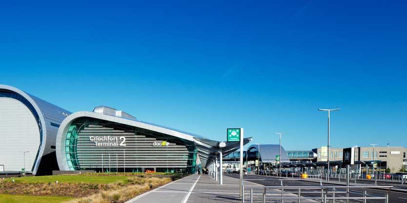 Dublin Airport Minibus