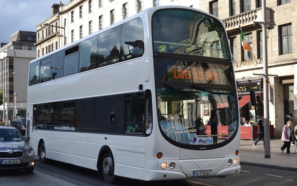Wedding Bus Hire Dublin