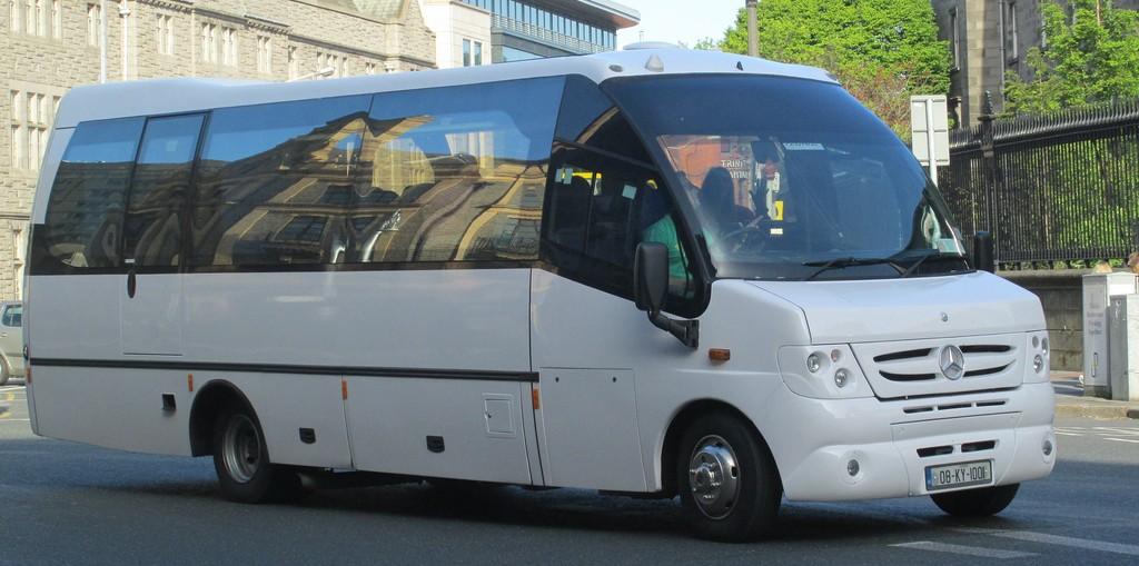Minibus Hire Foxrock
