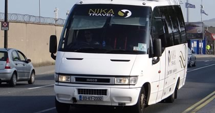Party Bus Hire Dublin